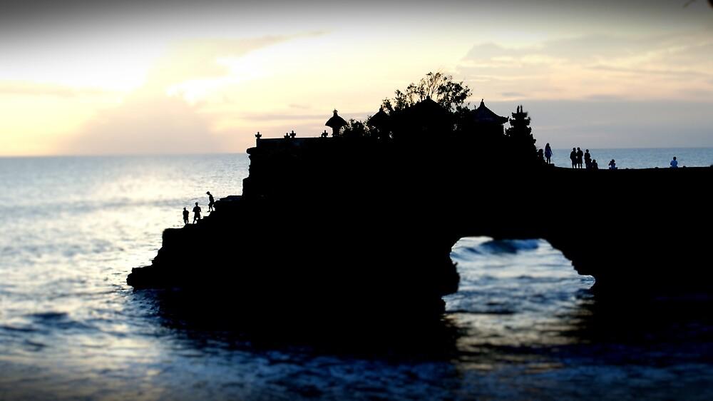 Bali Sunset by Melissa Orrett