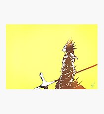 Ornstein Color Photographic Print