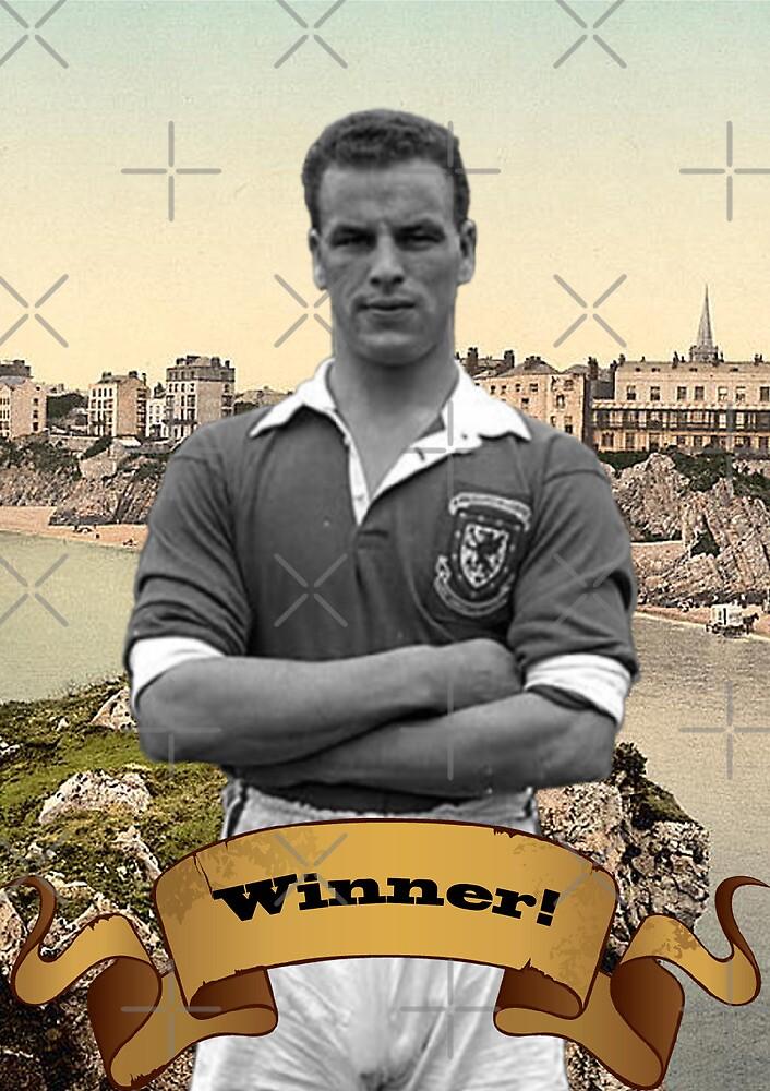 Winner! by Hywel Edwards