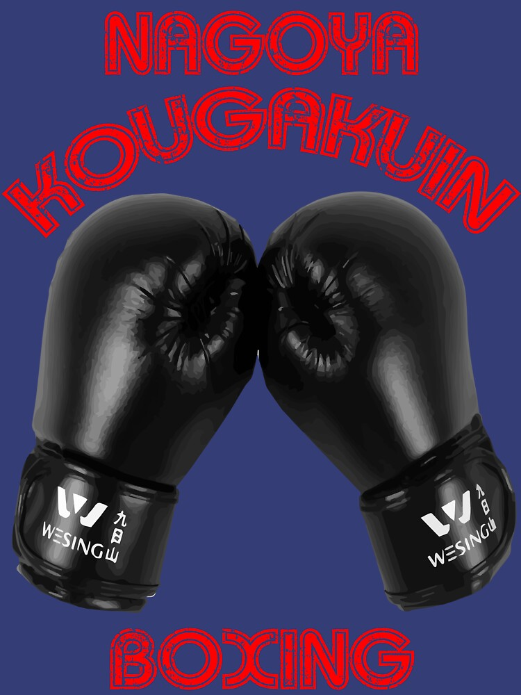 Nagoya Kougakuin Boxing by zekret