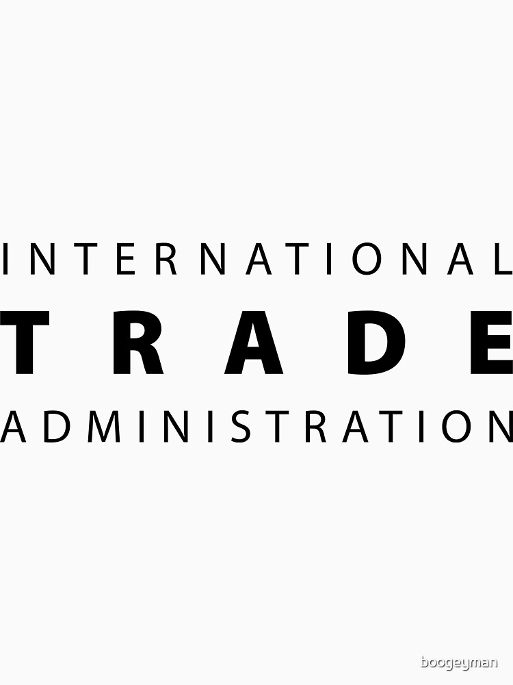 International Trade Administration Logo by boogeyman