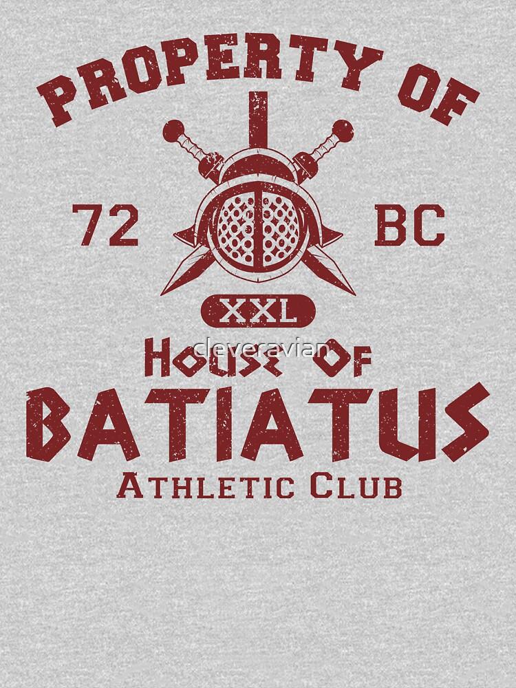 Batiatus Athletic Club by cleveravian