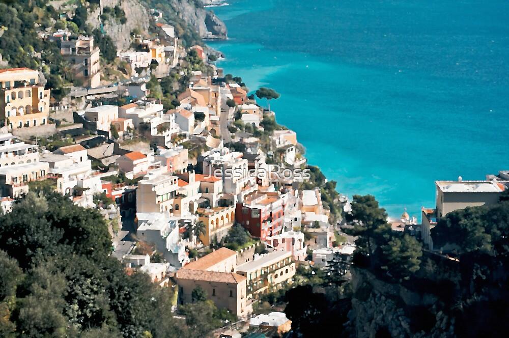 Italy. Amalfi Upside by JessicaRoss