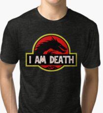 Smaug - I Am Death T-Shirt Tri-blend T-Shirt