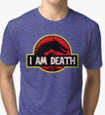 Smaug - I Am Death T-Shirt Tri-blend T-Shirt