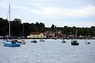 Pin Mill by Innpictime
