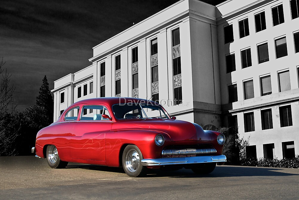 1950 Mercury 'Old School' Custom by DaveKoontz