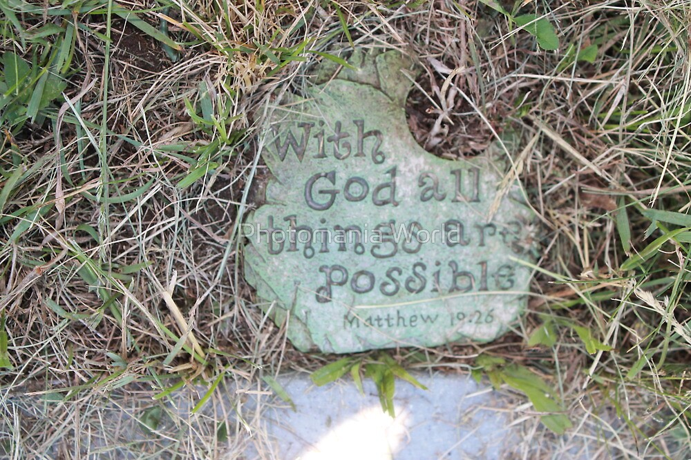 God by Katherine Hartlef