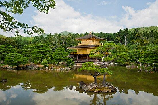 Kyoto - Golden Pavilon by rtpro