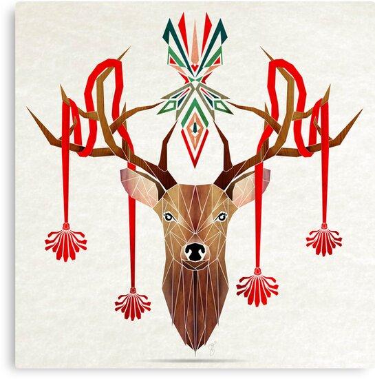 deer rope by Manoou