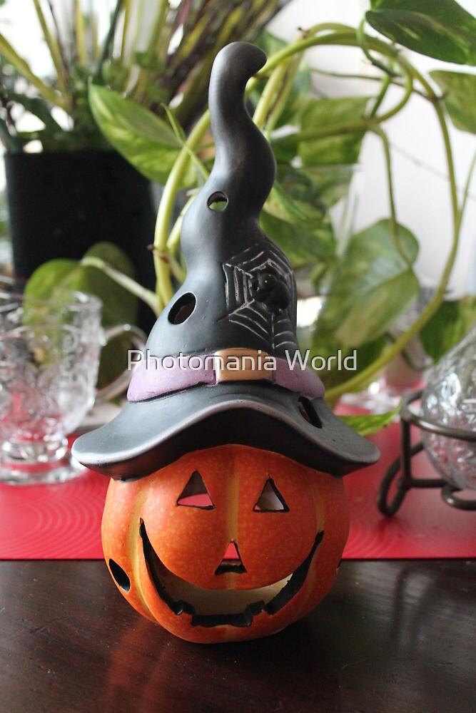 Pumpkin by Katherine Hartlef