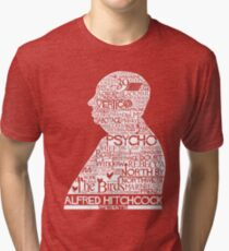 Alfred Hitchcock Presents... Tri-blend T-Shirt