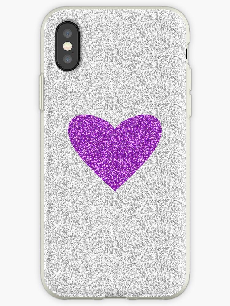 Purple Love by Mango Tangerine Studio