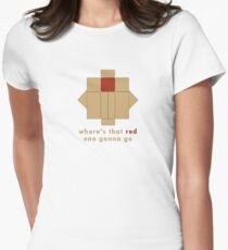 Dudley's World Women's Fitted T-Shirt