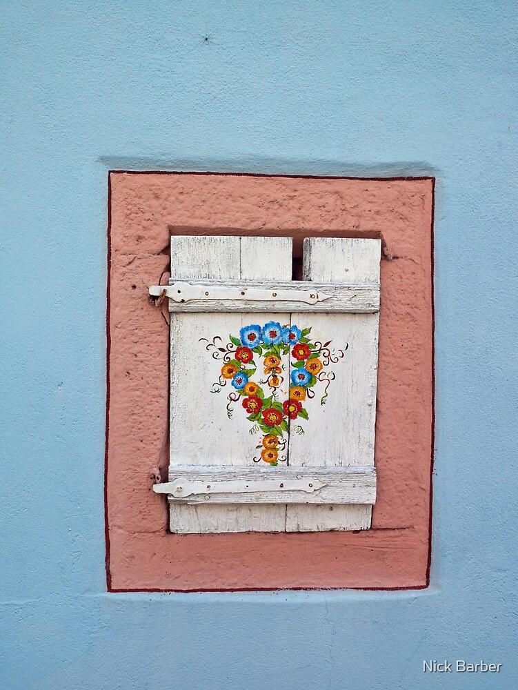 Window by Nick Barber