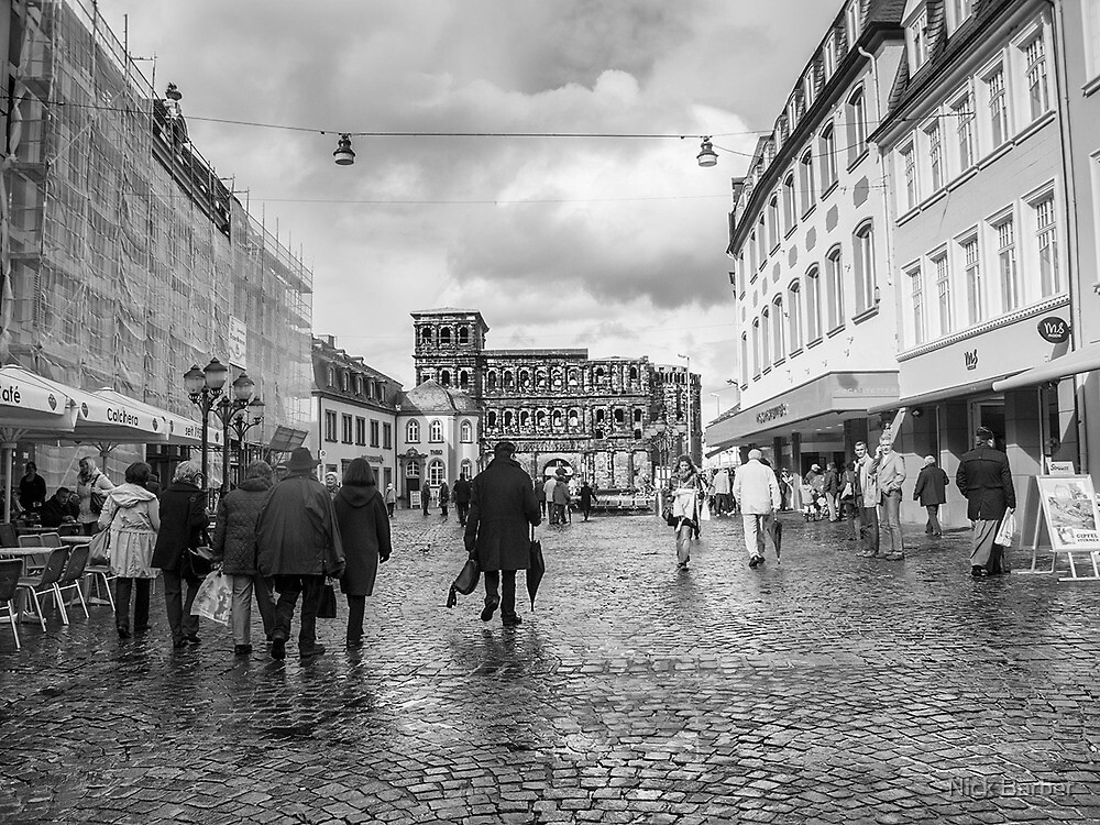 Trier by Nick Barber