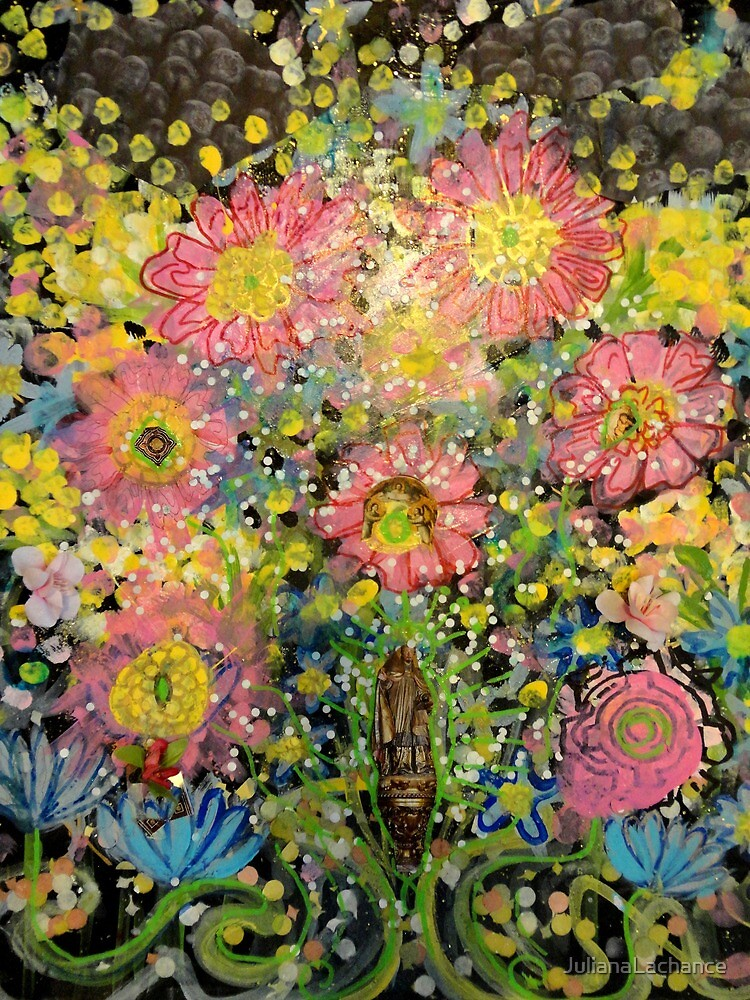 Fairy Flowers by JulianaLachance