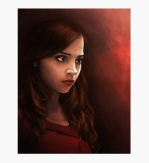Clara Oswin Oswald - Doctor Who Photographic Print