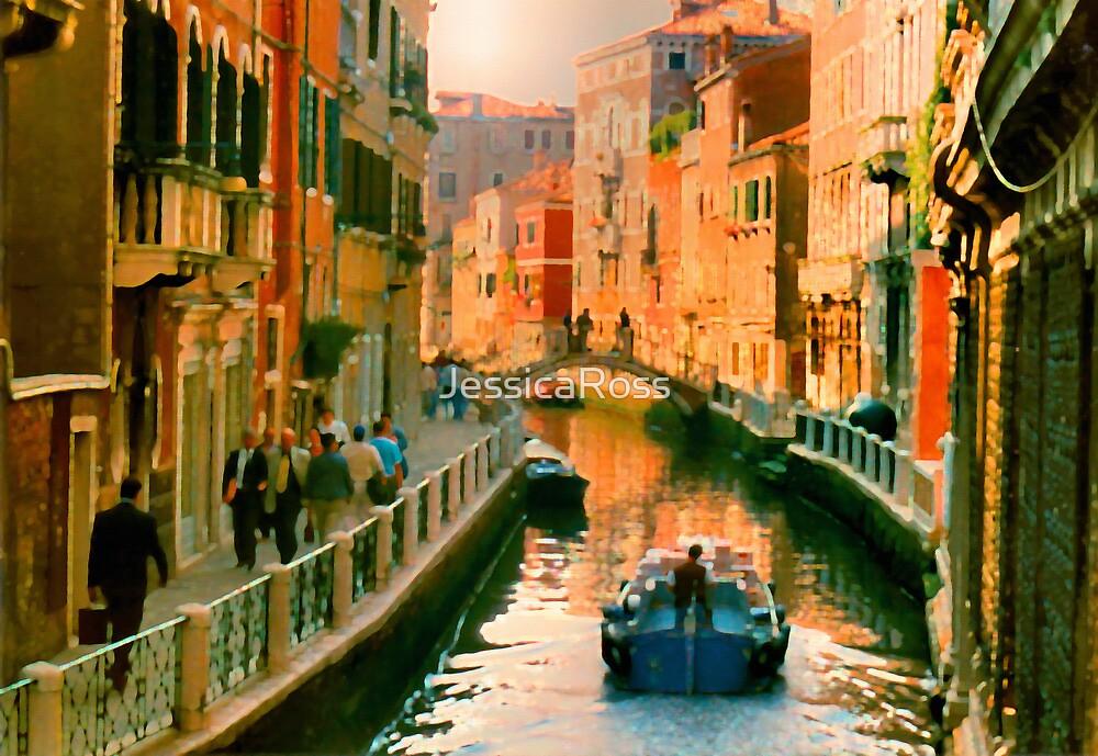 Italy. Venice Silent path by JessicaRoss
