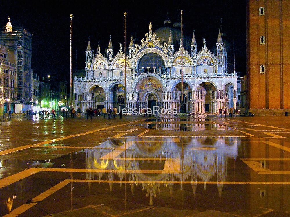 Italy. Venice at night by JessicaRoss