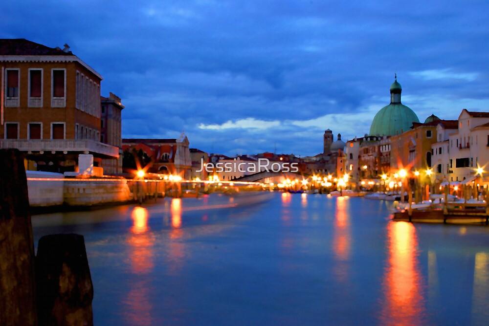 Italy. Venice at dusk by JessicaRoss