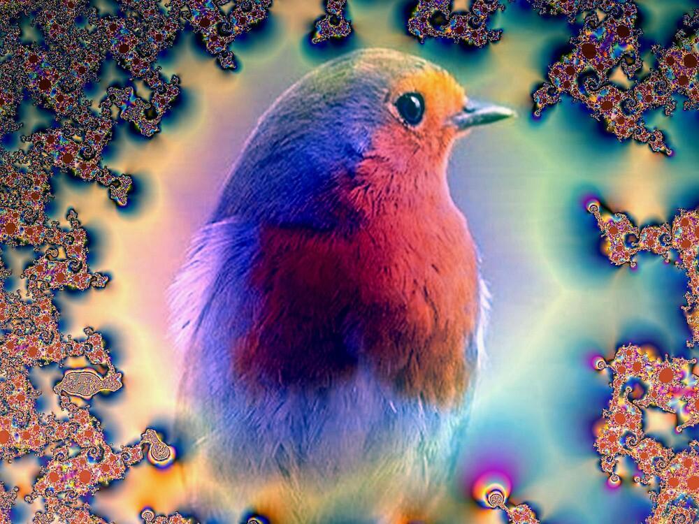 Little Bird by Brian Exton