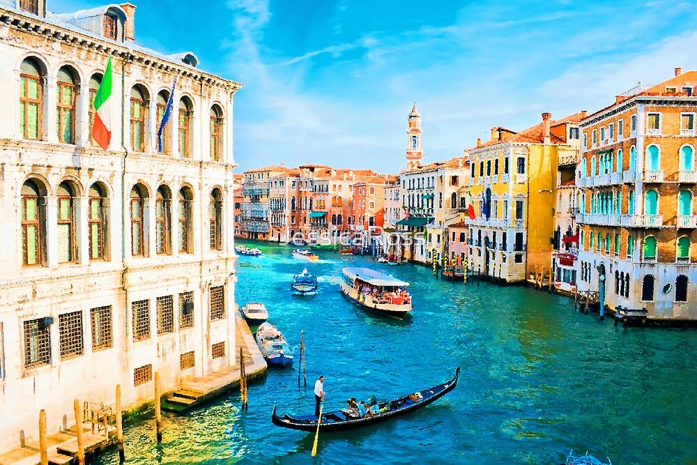 Italy. Venice lazy day by JessicaRoss