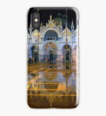 Italy. Venice at night iPhone Case/Skin