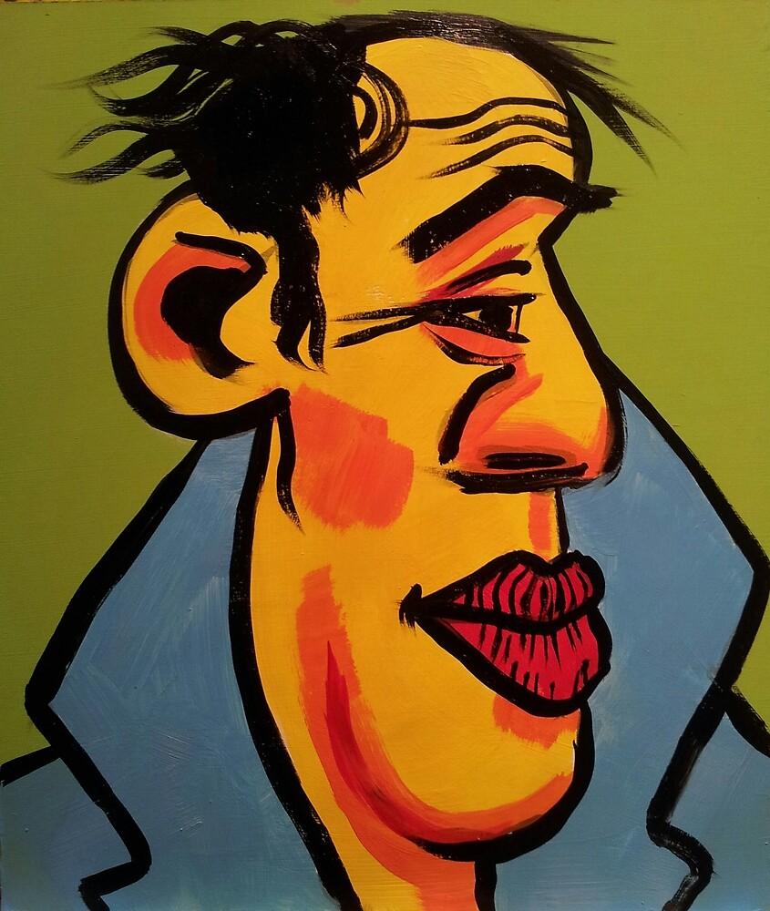 He is Yellow by artbyjackpaton