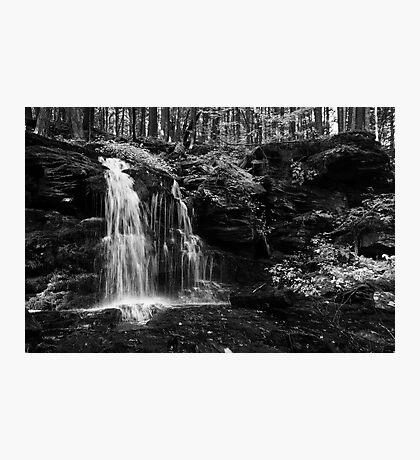My Hidden Falls Photographic Print