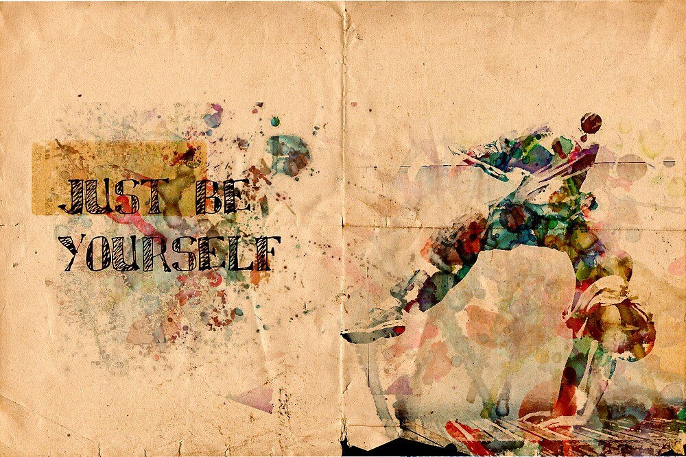 Be Yourself by JavierSanMartin