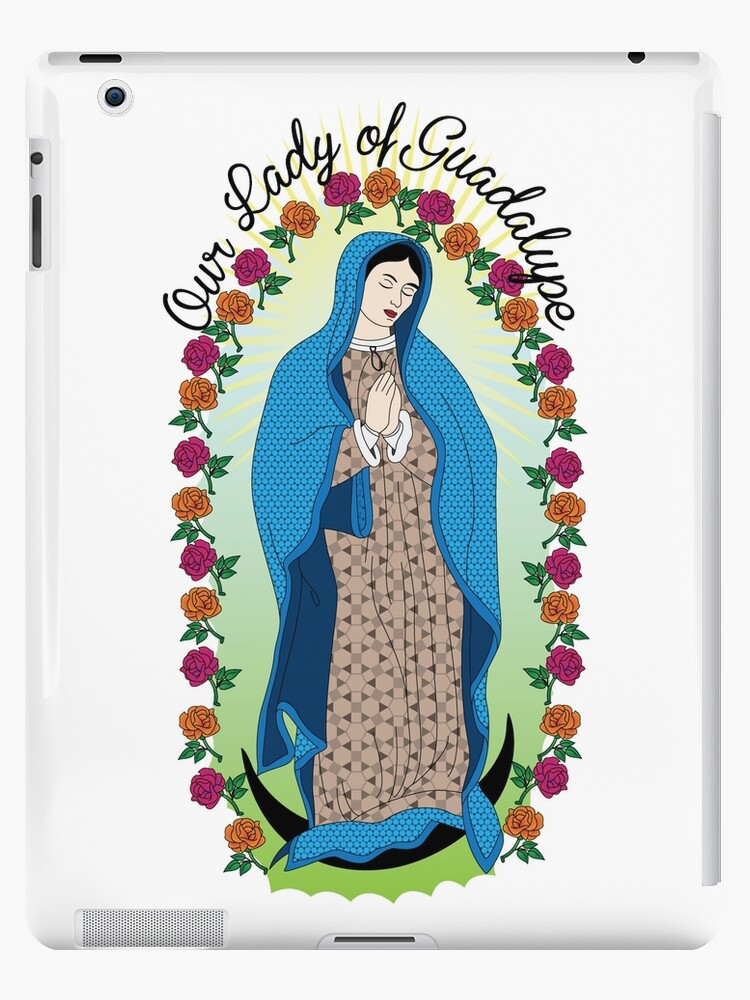 Our Lady of Guadalupe by OrangeEden