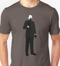 Doctor Who Enemies - The Master - Roger Delgado Unisex T-Shirt