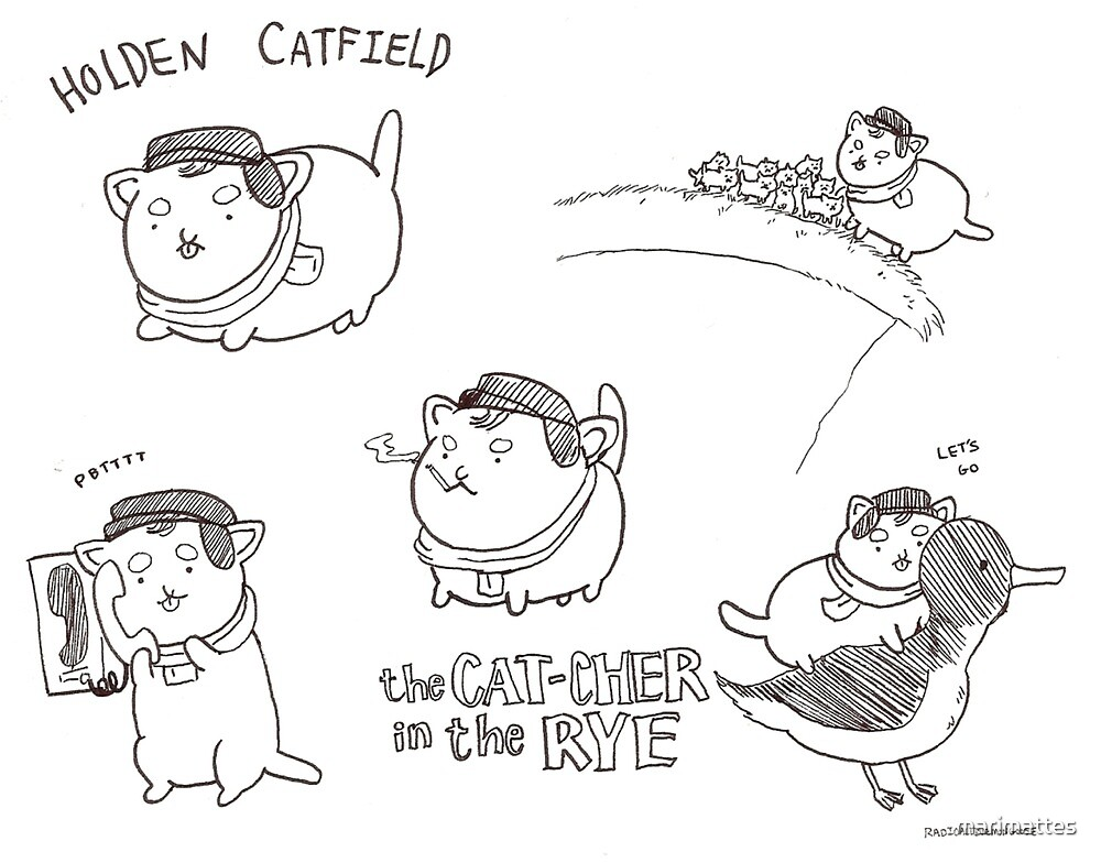 Holden Catfield by marimattes