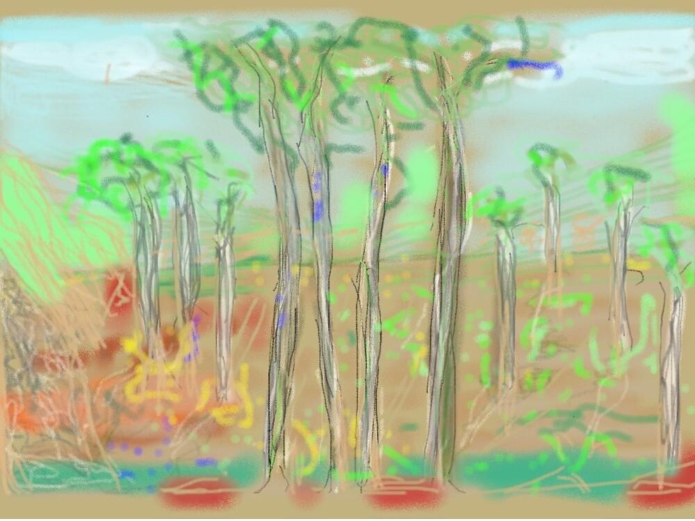 Digital trees by Hughp