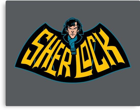 Sherlock Logo by harebrained