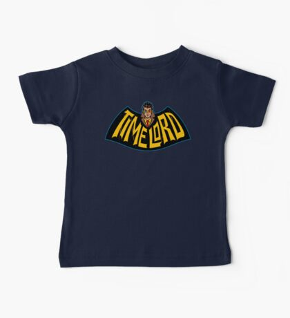Time Lord Logo Kids Clothes