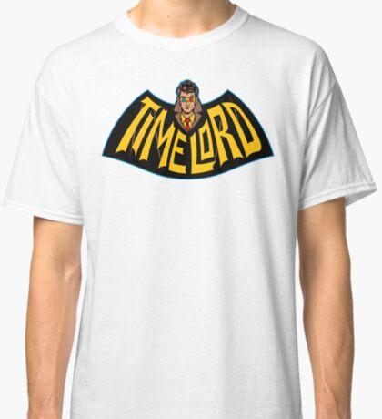 Time Lord Logo Classic T-Shirt