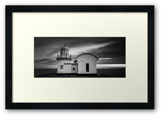 Tacking Point Lighthouse by Jai Honeybrook