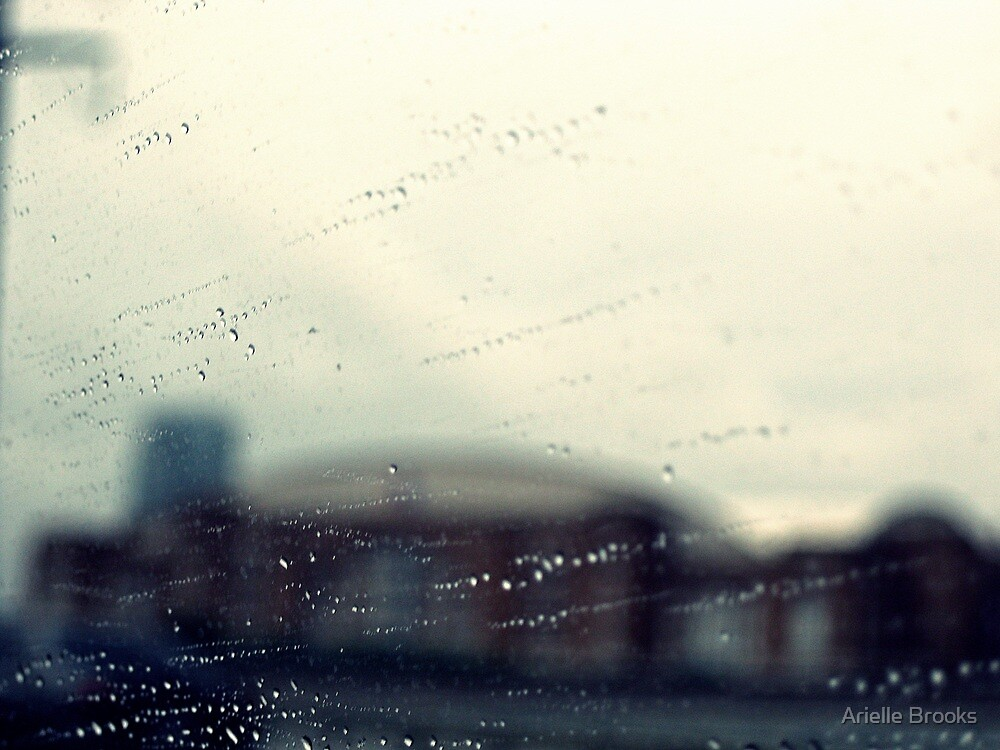 Raindrops by Arielle Brooks