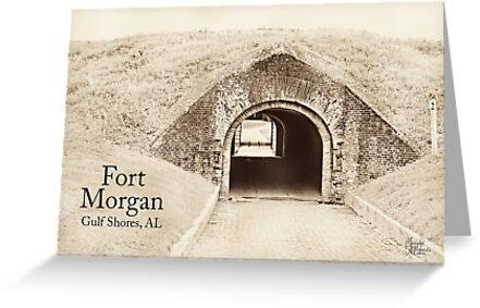 Fort Morgan, AL by sacredmoments