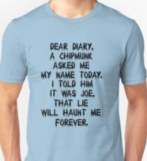 Damon's Quote T-Shirt