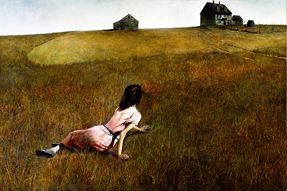 Christina's World by MacLeod