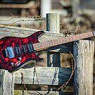 Rustic Rocker by Carl LaCasse