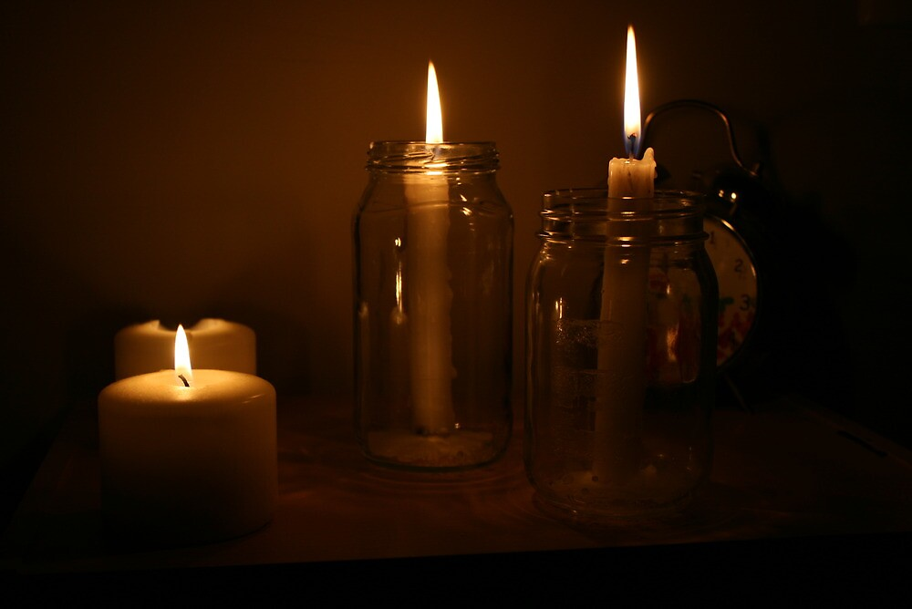 Candle Congregation by tamaramae