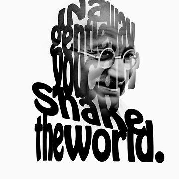 Gently Shake the World by JOEasterlingII