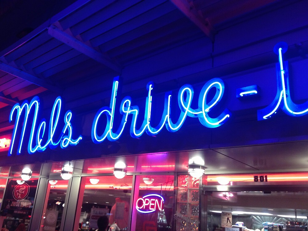 Mel's Drive-In by jeazeped