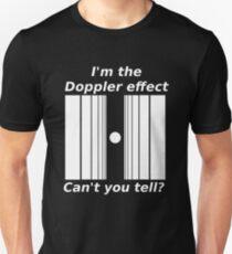 Sheldons Doppler effect Unisex T-Shirt