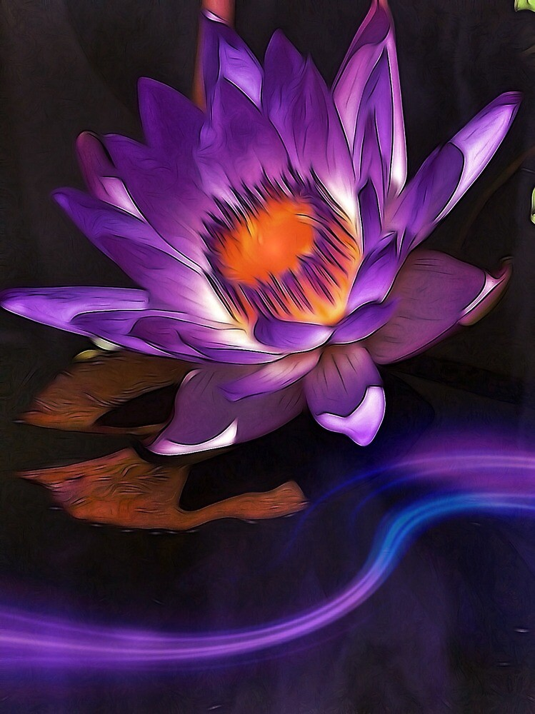 Luscious lily by DerekEntwistle
