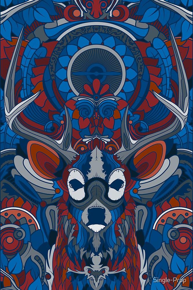 Oh Deer by Single-Prop